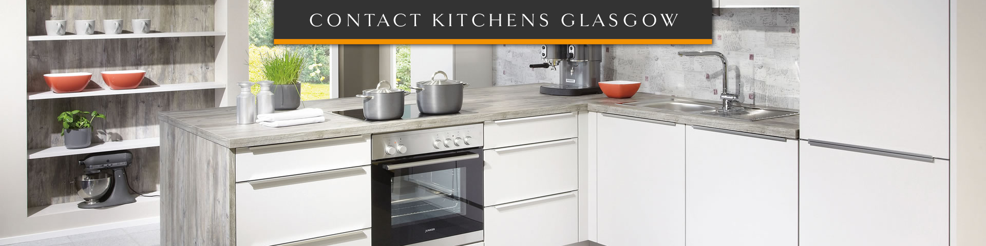 Contact Kitchens Glasgow