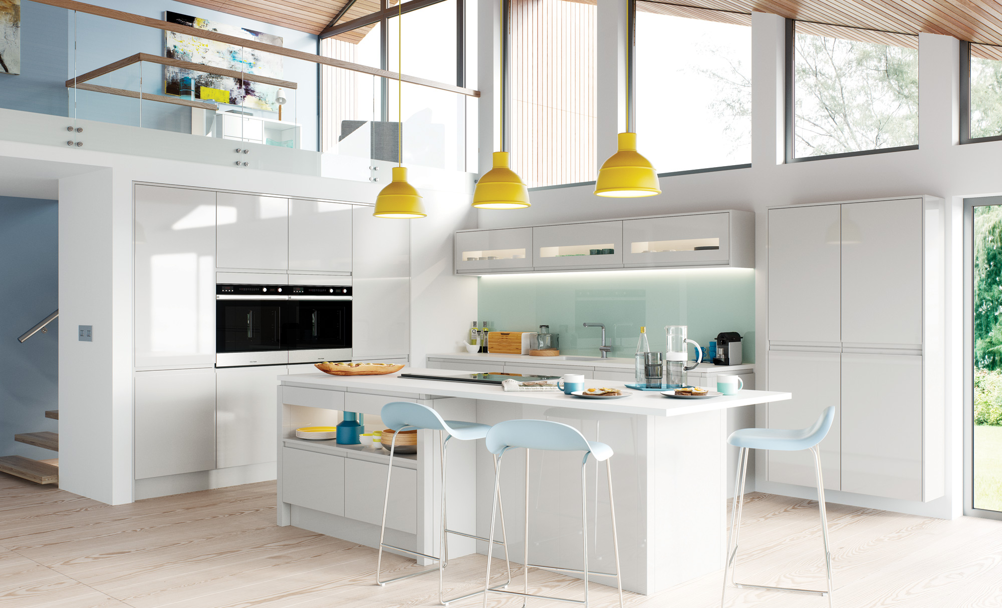german kitchens made to measure kitchens glasgow