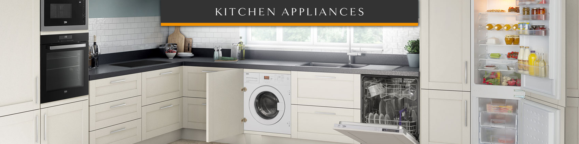Kitchen Appliances Glasgow